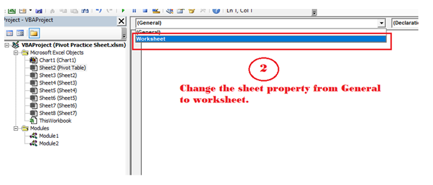 VBA Updating Pivot Table