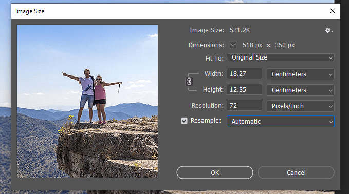Crop An Image to a Frame in Photoshop