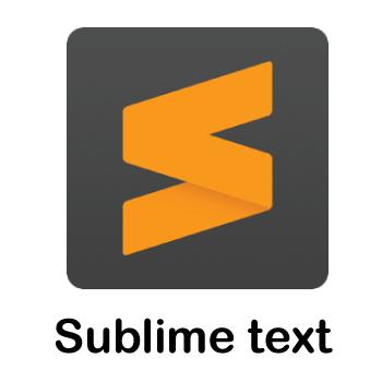 Sublime Text: