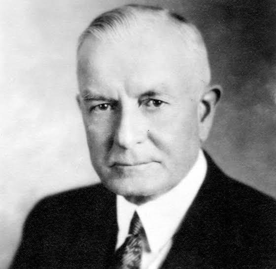 Thomas J Watson, the founder of IBM