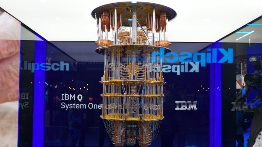 IBM Q System One, Commercial Quantum Computer
