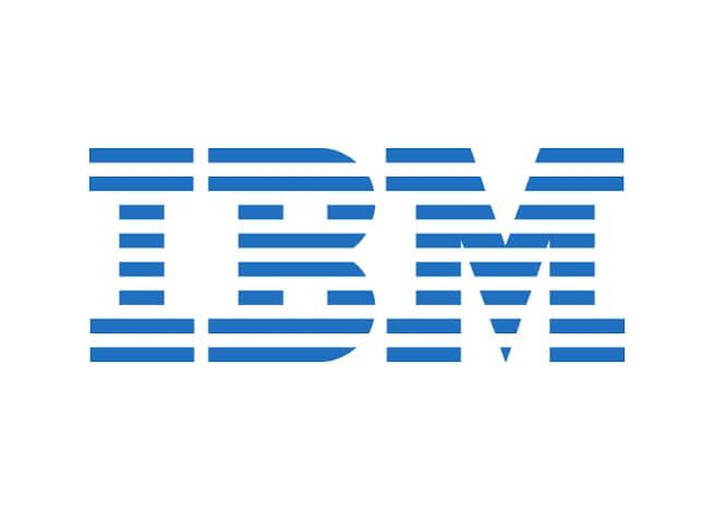 IBM Logo since 1972