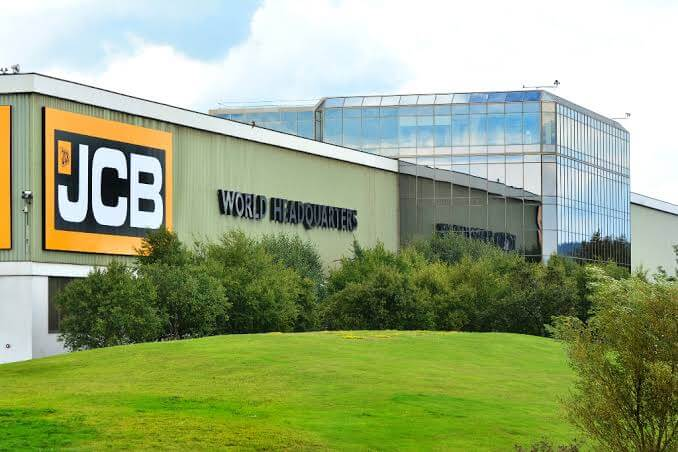 JCB Headquarters, Rocester England, UK