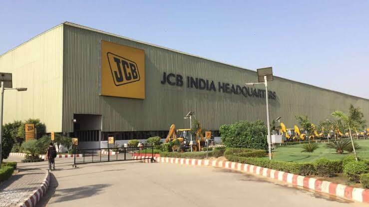 JCB India Headquarters, Haryana, India