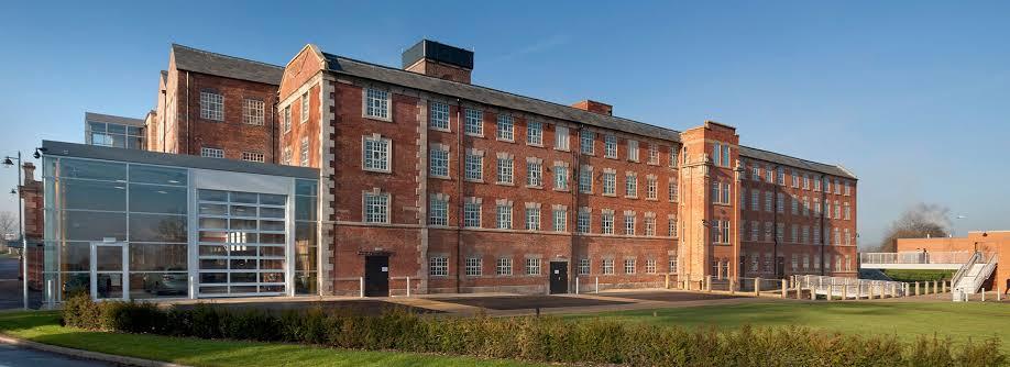 JCB Academy, Rocester, England