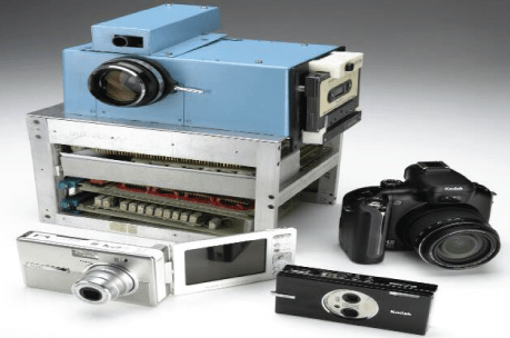 Who Invented First Digital Camera?